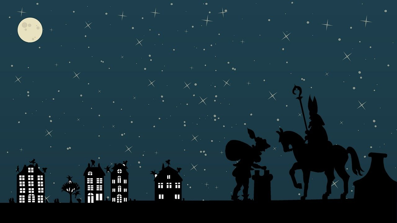 Saint Nicholas – Sinterklaas